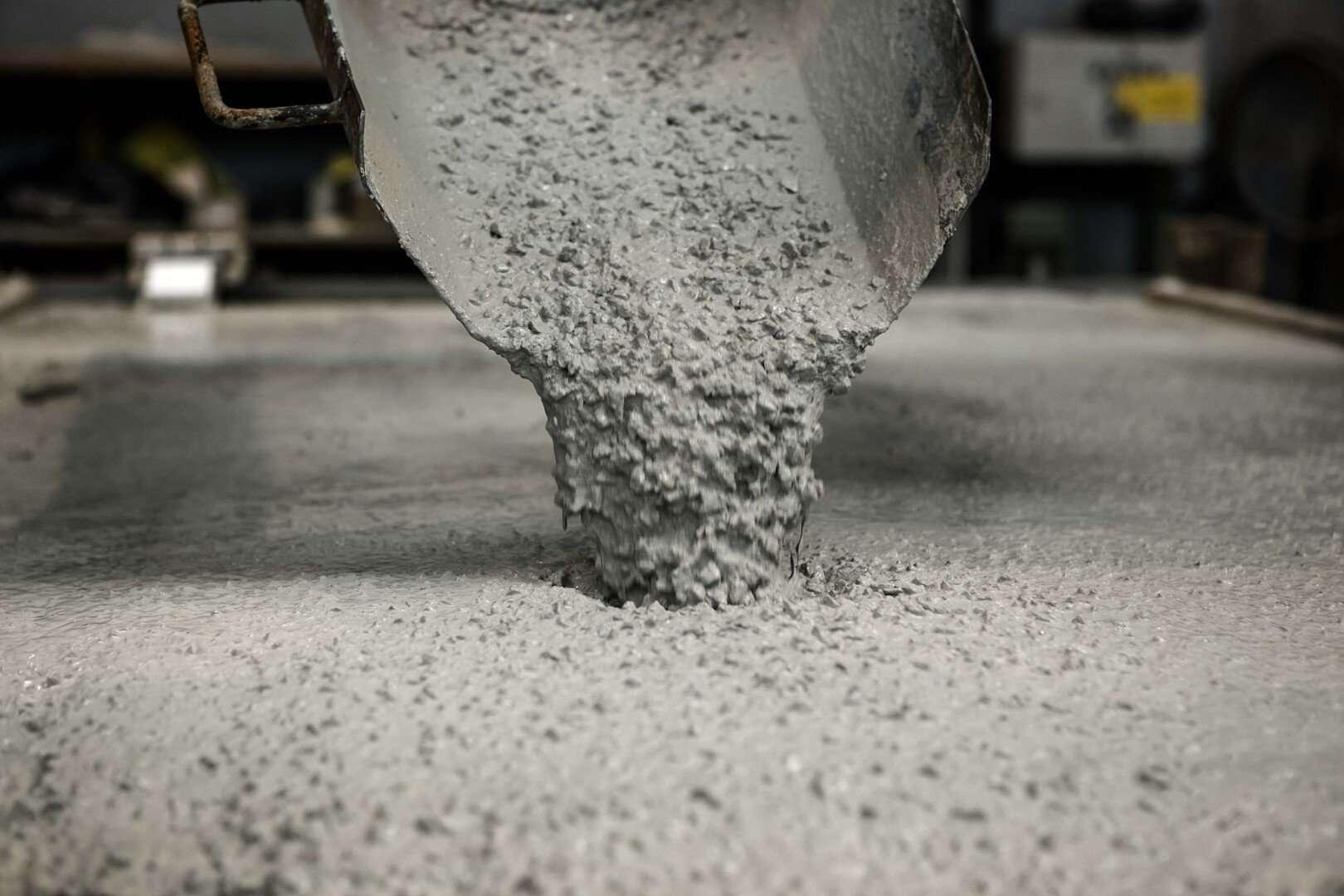 Выгодные условия доставки бетона по Запорожью